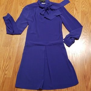 Halogen Purple Dress - S